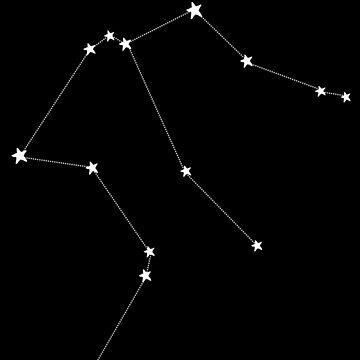 Constellation   Aquarius by jellyelly