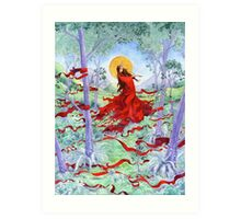 Whispers in the Winds Art Print