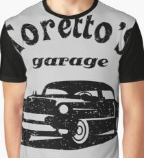 Toretto's Garage. Fast and Furious / Gas Monkey - inspired Graphic T-Shirt