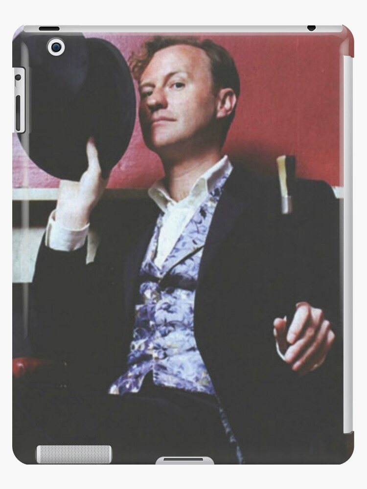 mark gatiss and his tophat by letsplaymurder