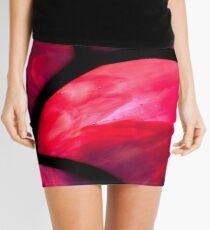 Scale Mini Skirt