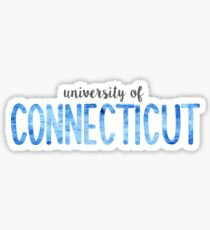 University of Connecticut - UCONN Sticker