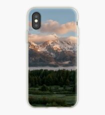 Sunrise At Grand Teton iPhone Case
