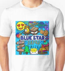 Blue Star Unisex T-Shirt