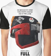 Full Metal Mashup!!! - Born to Judge Graphic T-Shirt