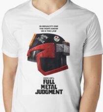 Full Metal Mashup!!! - Born to Judge Mens V-Neck T-Shirt