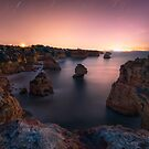 Marinha Night by Michael Breitung