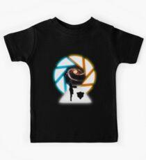 Space Portal Kids Tee