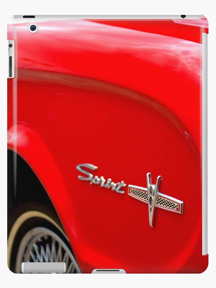 '1963 Ford Falcon Sprint' iPad Case/Skin by Brian Harig