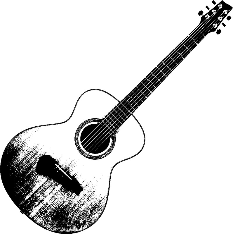 Acoustic Guitar By Lord Sativa