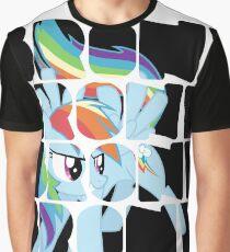 Brony Dash Graphic T-Shirt