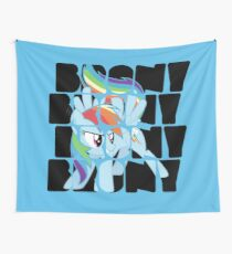 Brony Dash Wall Tapestry
