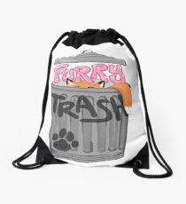 Mochila de cuerdas Furry Trash (Edición Fursuit y Sparkle)