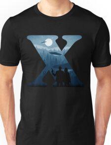 Alien Intervention Unisex T-Shirt