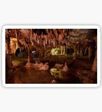 Reflecting pool – Lehman Caves Sticker
