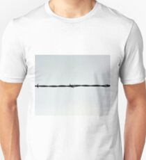 Barbwire in Winter T-Shirt
