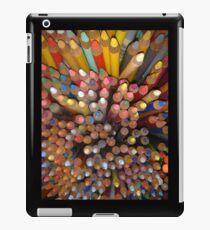 Pencil tips iPad Case/Skin
