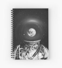 Black & White Collection -- Universe Creator Spiral Notebook
