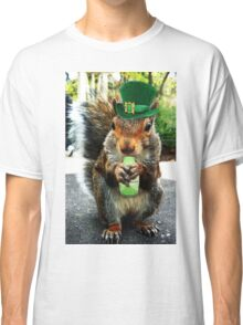 drunk squirrel Classic T-Shirt