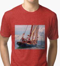 Outbound On The Adventurer Tri-blend T-Shirt