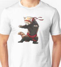 Red Panda FIGHT T-Shirt