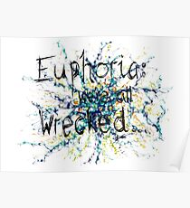 Euphoria; We're all wrecked... Poster