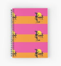 Summer Spiral Notebook