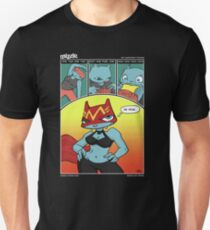 Superhero Training - Mizzle Comic T-Shirt