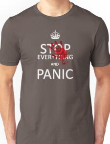 Stop Everything and Panic T-Shirt