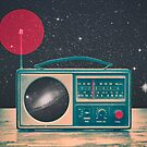 Space Radio by victorsbeard