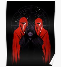 Darth Sidious - Star Wars Poster
