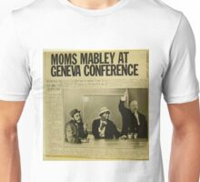 cOLD WAR sPECIAL gENEVA cONFERENCE Unisex T-Shirt