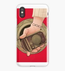 The Cry for Help iPhone Case/Skin