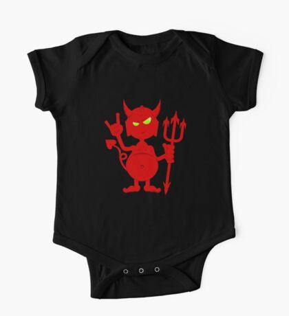 The Devil Rocks VRS2 Kids Clothes