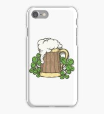 Beer Mug in Cartoon Style iPhone Case/Skin