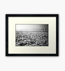 Winter Memories Framed Print