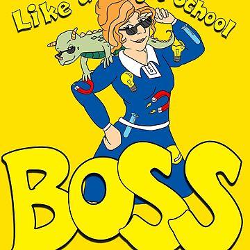 Like a Magic school boss by Fundz64