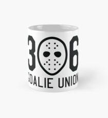 306 Goalie Union (Black) Mug