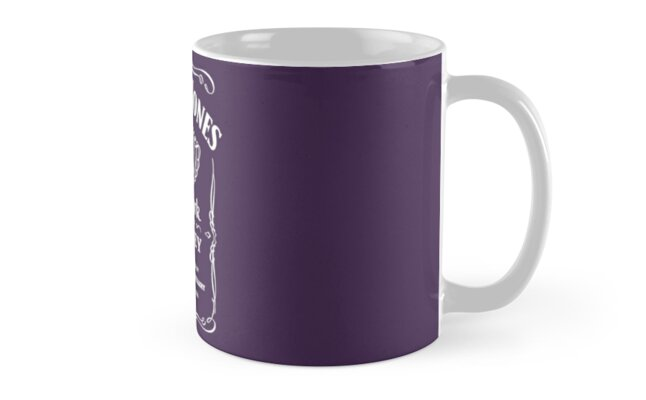 It's Called Whiskey (Purple) Mug