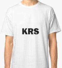 Krs One logo Classic T-Shirt