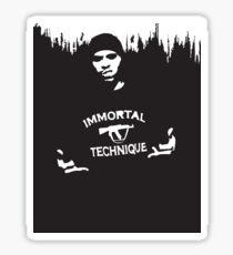 Immortal Technique  Sticker