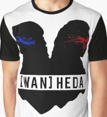 [WAN]HEDA Graphic T-Shirt