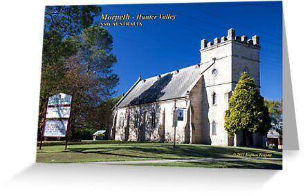 St James' Anglican Church (1840) by SNPenfold