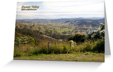View from Bingleburra Rd, Gresford by SNPenfold