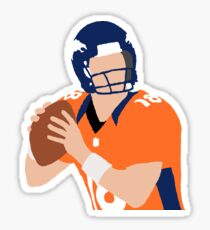 Peyton Manning  Sticker