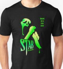 Stab (aus dem Scream-Film) Slim Fit T-Shirt
