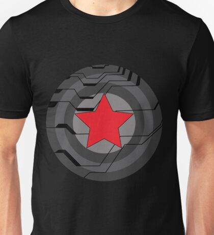 Winter Soldier Shield Unisex T-Shirt