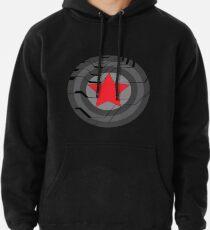 Winter Soldier Shield Pullover Hoodie
