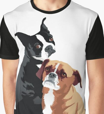 Tuppence and Pepper Graphic T-Shirt