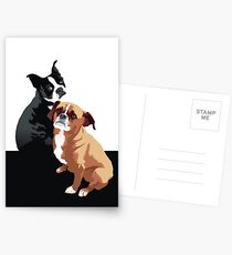 Tuppence and Pepper Postcards